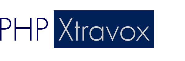 PHP Xtravox Logo